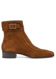 Yves Saint Laurent Saint Laurent Miles 30 suede boots