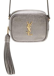 efb2d4b834 Yves Saint Laurent Saint Laurent Monogram Mini Blogger Crossbody Bag ...