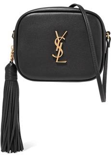 Saint Laurent Monogramme Blogger Leather Shoulder Bag