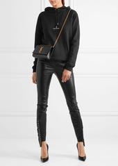 ... Saint Laurent Monogramme Kate small textured-leather shoulder bag ... ea6a1b1c0c485
