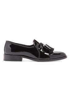 Yves Saint Laurent Saint Laurent Montaigne patent-leather loafers