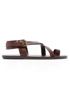 Yves Saint Laurent Saint Laurent Nu Pieds leather sandals