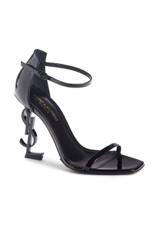 Yves Saint Laurent Saint Laurent Opyum YSL Ankle Strap Sandal (Women)