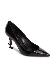 Yves Saint Laurent Saint Laurent Opyum YSL Pointy Toe Pump (Women)