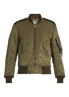 Yves Saint Laurent Saint Laurent Padded bomber jacket