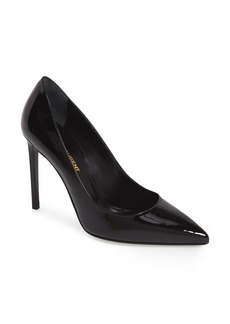 Yves Saint Laurent Saint Laurent 'Paris Skinny' Pointy Toe Pump (Women)