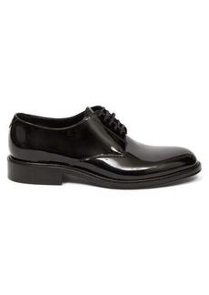 Yves Saint Laurent Saint Laurent Patent-leather derby shoes