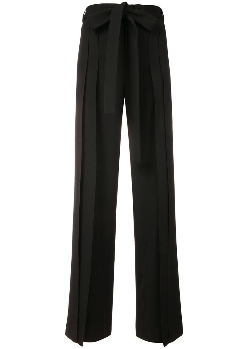 Saint Laurent pleated trousers