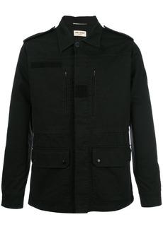 Yves Saint Laurent pocket shirt jacket
