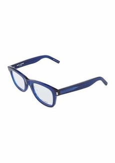 Yves Saint Laurent Saint Laurent Rectangle Acetate Optical Glasses