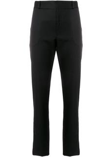 Saint Laurent side-stripe tailored trousers
