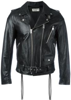 Yves Saint Laurent signature motorcycle jacket
