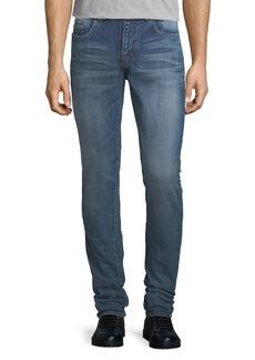 Yves Saint Laurent Saint Laurent Skinny Jeans w/ SL University Patch