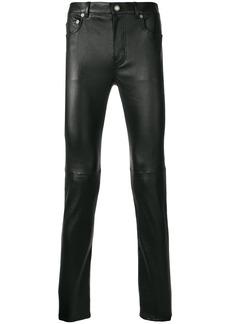 Yves Saint Laurent skinny trousers