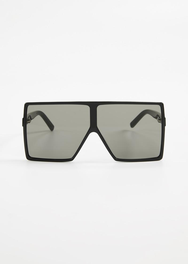 16f484e5f72 Saint Laurent Saint Laurent SL 183 Betty Sunglasses