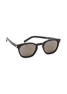 Yves Saint Laurent Saint Laurent SL 28 Mineral Glass Sunglasses