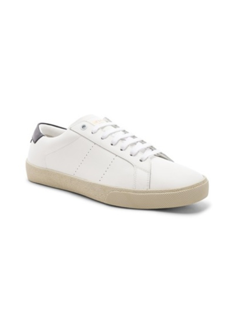 8d4397b9a4b Yves Saint Laurent Saint Laurent SL/06 Low-Top Sneakers Now $263.00