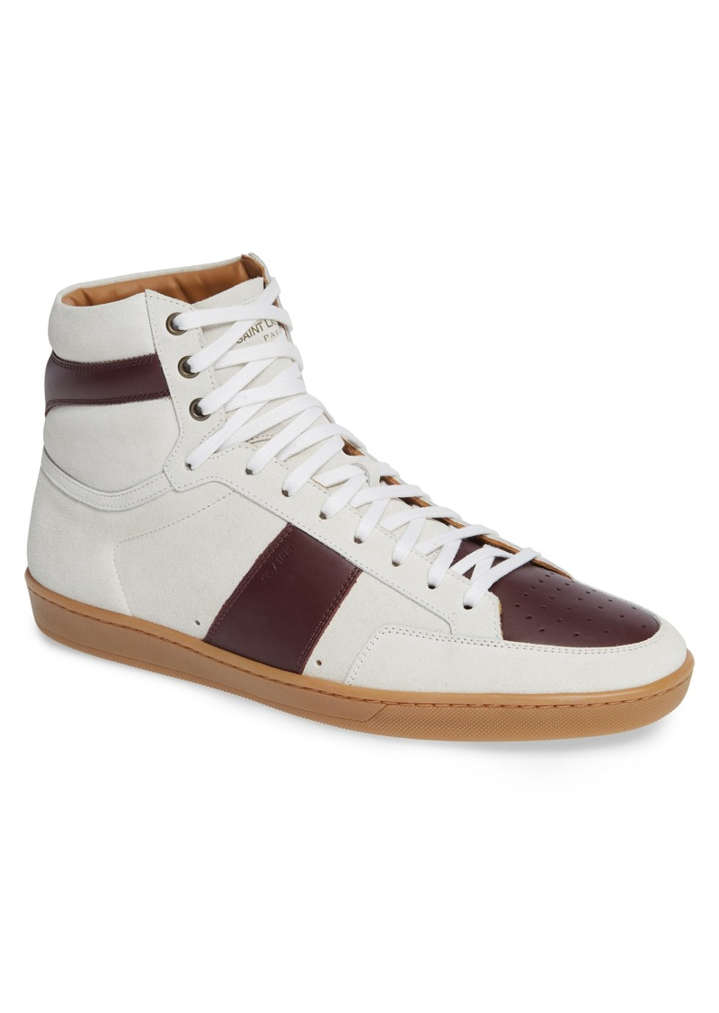15c824cc4261c Yves Saint Laurent Saint Laurent SL 10H Signature Court Classic High-Top  Sneaker (