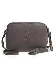 Saint Laurent Small Mono Leather Camera Bag