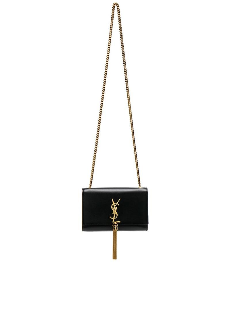 Saint Laurent Saint Laurent Small Monogramme Kate Tassel Chain Bag ... cfdd450fe379e
