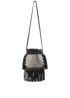 Yves Saint Laurent Saint Laurent Small Rivet & Fringe Helena Bag