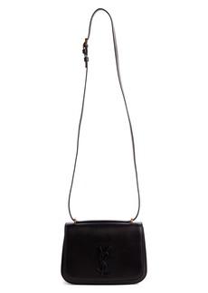 Saint Laurent Spontini Calfskin Leather Shoulder Bag