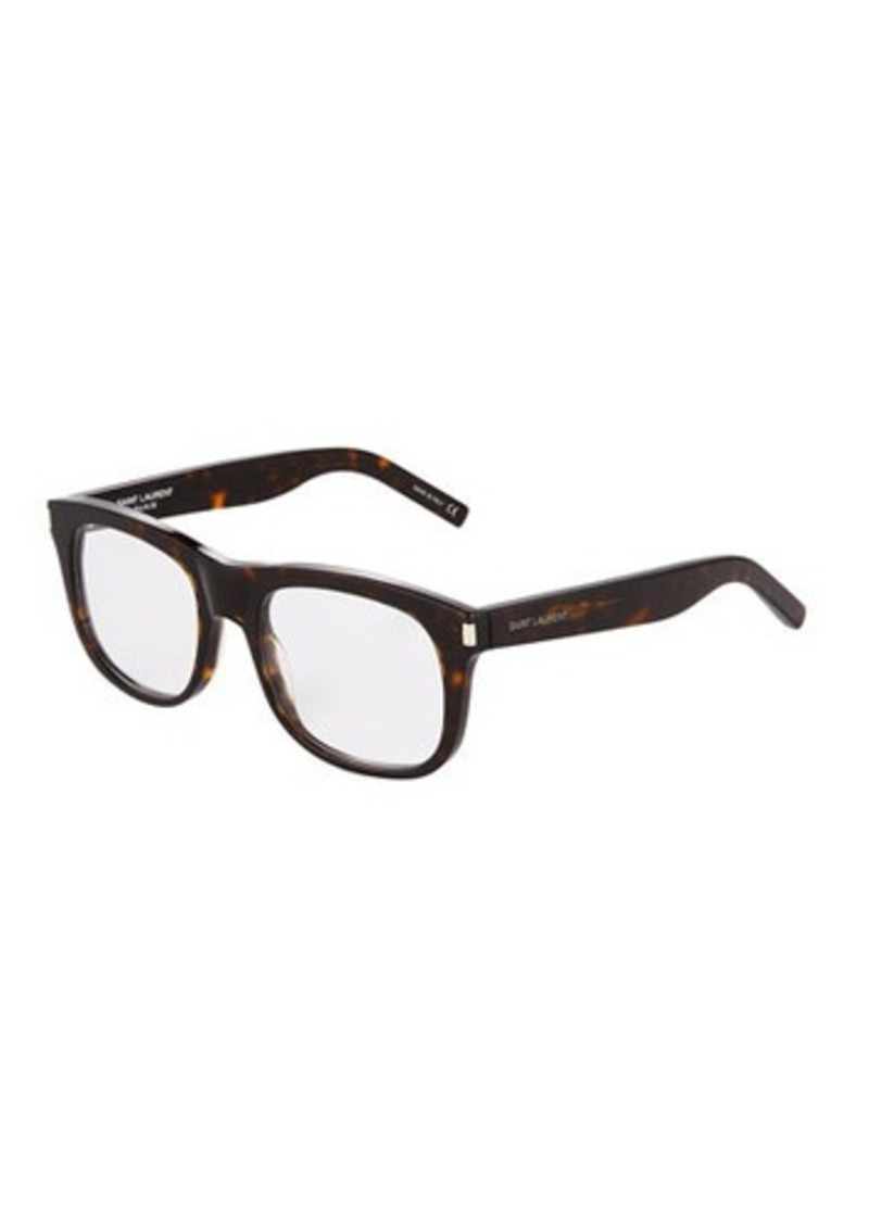 e301553c590 Saint Laurent Saint Laurent Square Acetate Optical Glasses