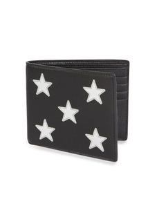 Yves Saint Laurent Star Patch Wallet