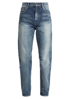 Saint Laurent Straight-leg boyfriend jeans