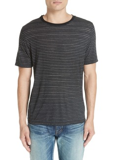 Yves Saint Laurent Saint Laurent Striped T-Shirt