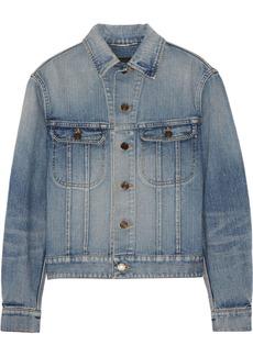 Yves Saint Laurent Saint Laurent Studded denim jacket