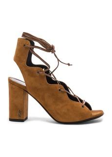 Yves Saint Laurent Saint Laurent Suede Babies Sandals