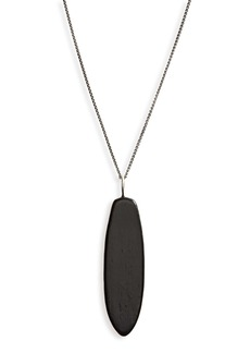 Yves Saint Laurent Saint Laurent Surfboard Necklace