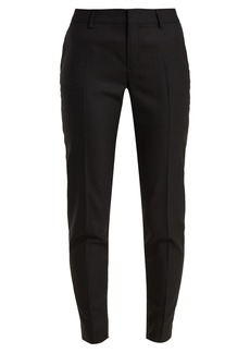 Saint Laurent Tailored wool trousers
