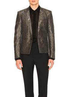 Yves Saint Laurent Saint Laurent Tapestry Jacquard Jacket