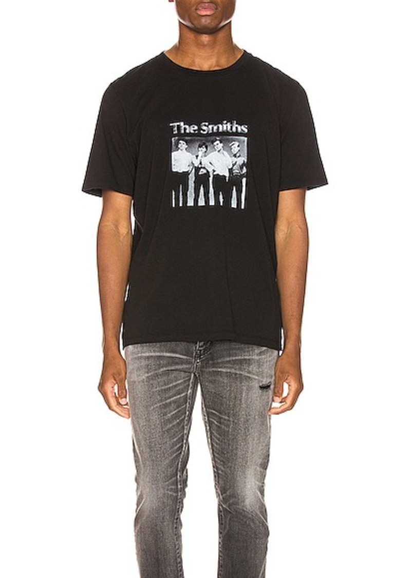 Yves Saint Laurent Saint Laurent The Smiths Tee