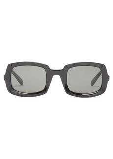 be53fa207db Saint Laurent Saint Laurent 59mm T-Cut Aviator Sunglasses