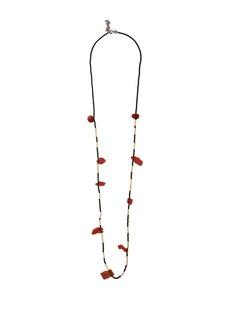 Yves Saint Laurent Saint Laurent Tribal beaded necklace