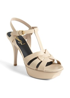 Yves Saint Laurent Saint Laurent 'Tribute' Sandal (Women)