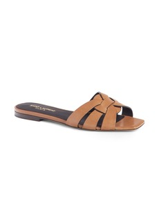 Yves Saint Laurent Saint Laurent Tribute Slide Sandal (Women)