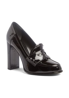 Yves Saint Laurent Saint Laurent Universite Loafer Pump (Women)
