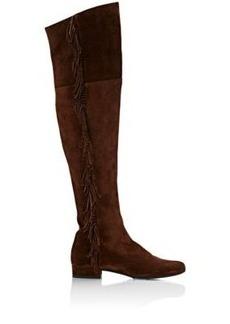 Yves Saint Laurent Saint Laurent Women's BB Over-The-Knee Boots