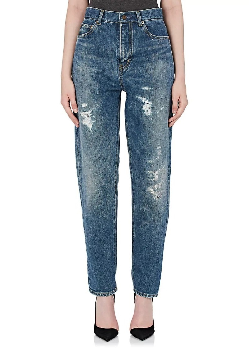 soft and light release date: Discover Women's Destroyed Boyfriend Jeans