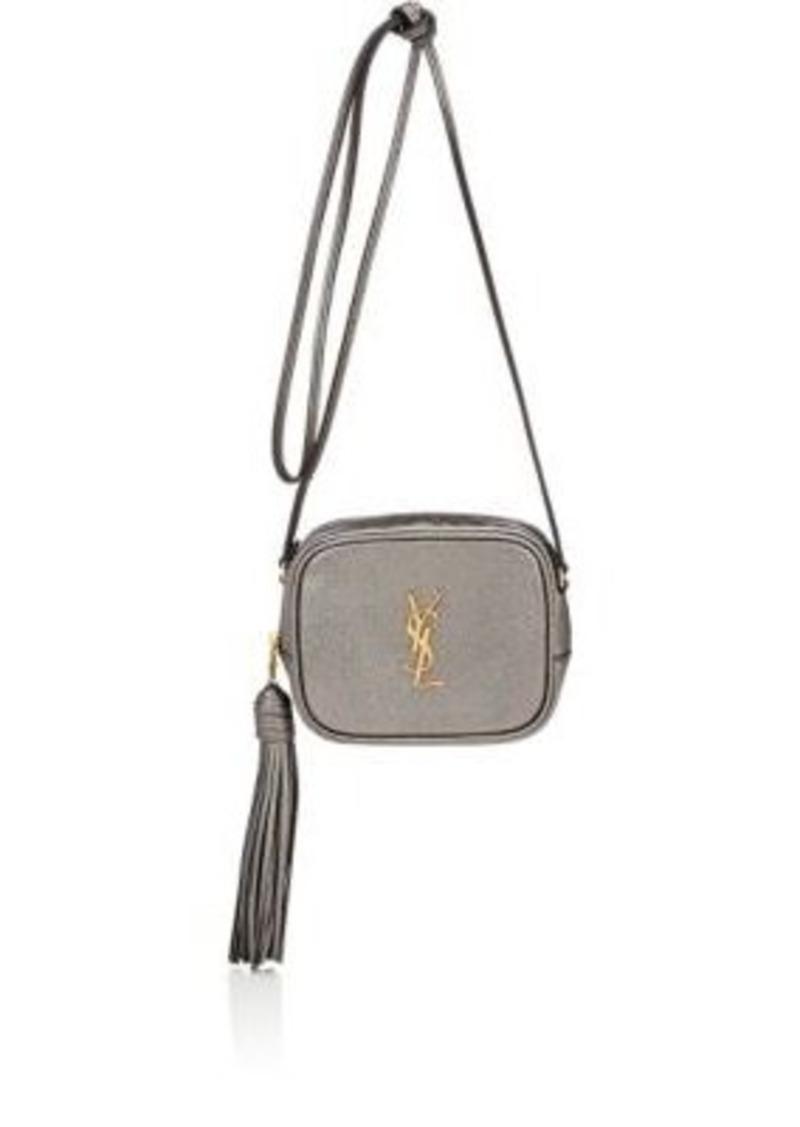 ... Saint Laurent Womens Monogram Blogger Mini Bag quality design bf455  bff71 ... 8980b07ef897a