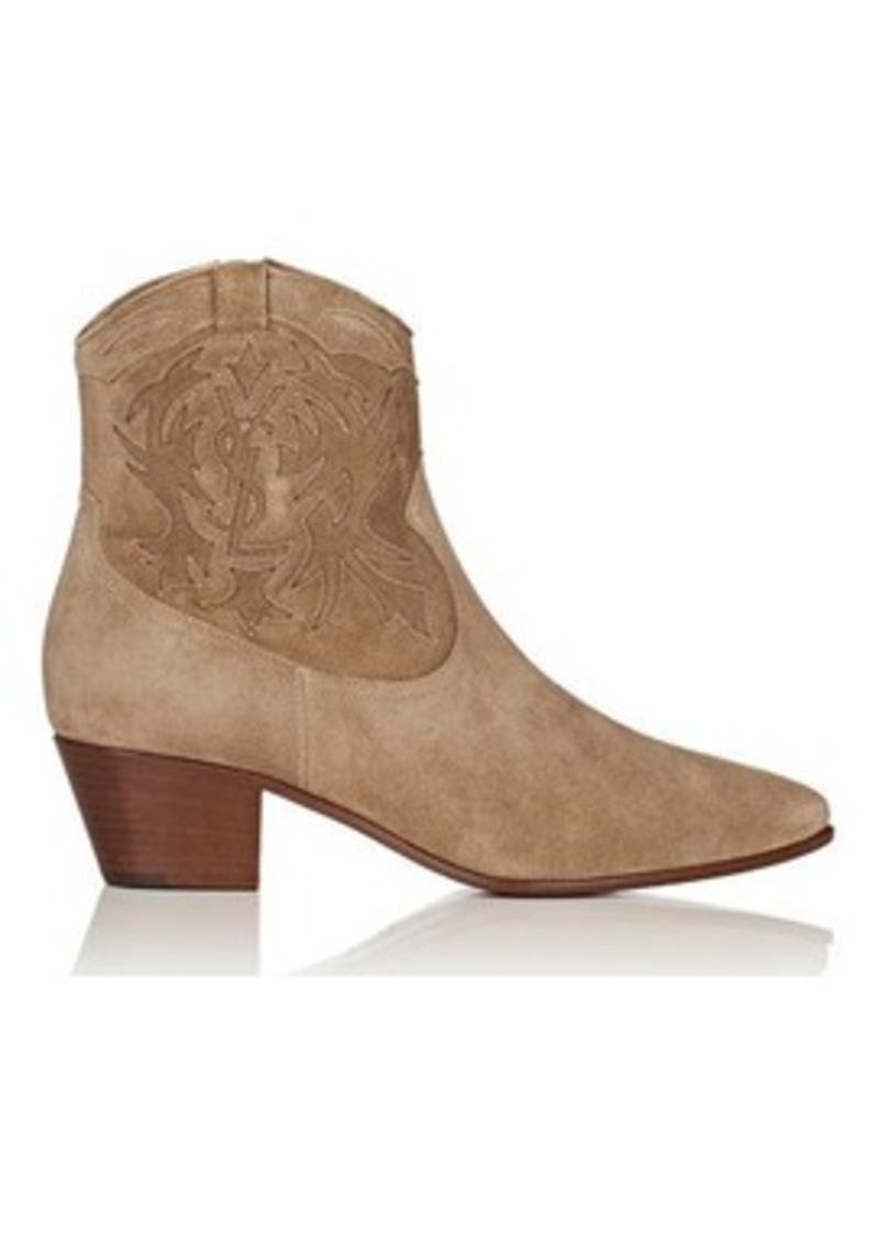 844c2fe3ae5 Women's Rock Suede Cowboy Boots