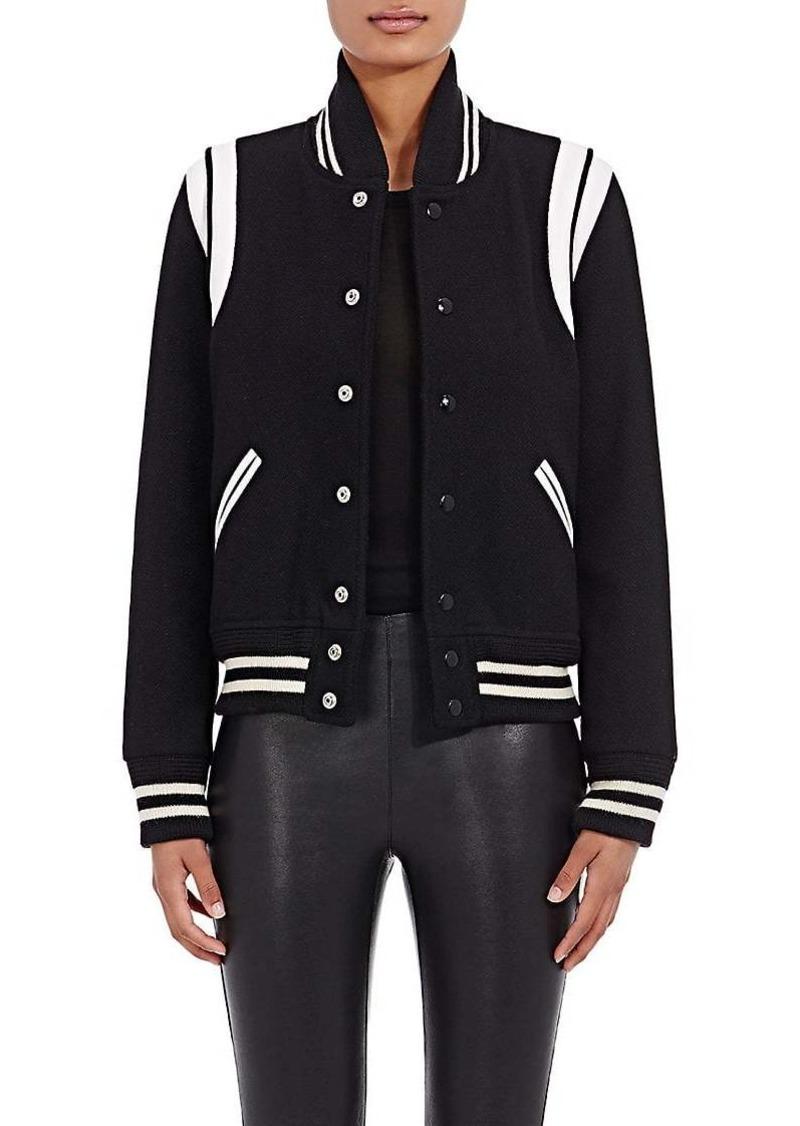 0e2b7f371e0 Saint Laurent Saint Laurent Women's Varsity Jacket | Outerwear