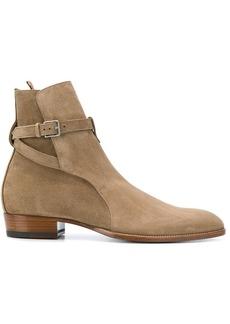 Yves Saint Laurent Wyatt 30 Jodhpur boots