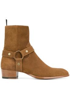 Yves Saint Laurent Wyatt 40 boots