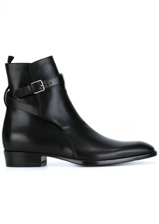 Yves Saint Laurent 'Wyatt' ankle boots