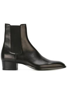 Yves Saint Laurent 'Wyatt' Chelsea boots